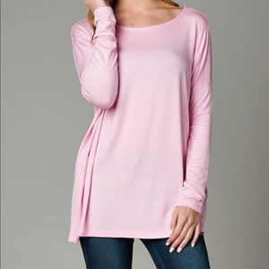 Tops - Piko-Style Top Long Sleeve